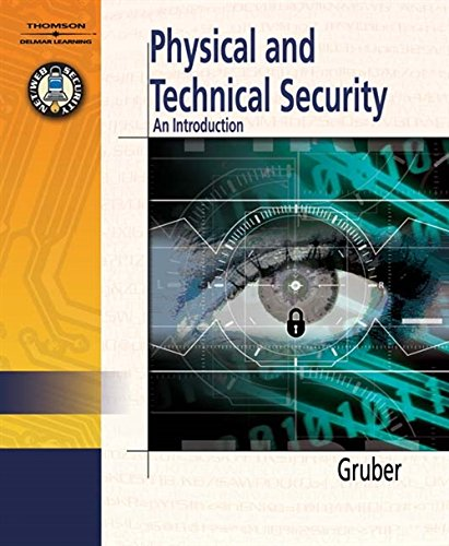 Physical & Technical Security: An Introduction 9781401850661