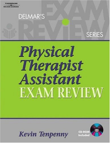 Physical Therapist Assistant Exam Review 9781401814038