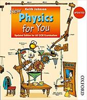 Physics for You. Student Book - Johnson, Keith