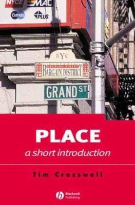 Place: A Short Introduction 9781405106726