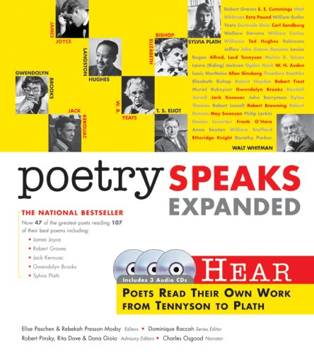 Poetry Speaks Expanded 9781402210624