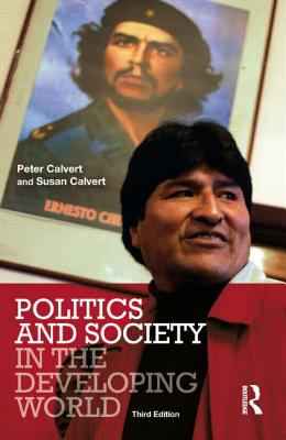 Politics and Society in the Developing World 9781405824408