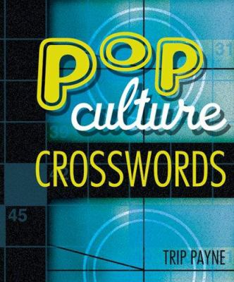 Pop Culture Crosswords 9781402717932