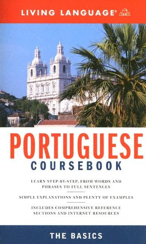 Portuguese Coursebook: The Basics 9781400021499