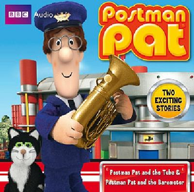 Postman Pat: Pat and the Tuba 9781408427064