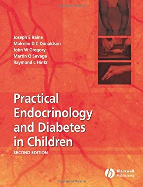 Practical Endocrinology and Diabetes in Children 9781405122337