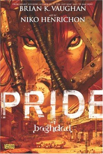 Pride of Baghdad 9781401203153