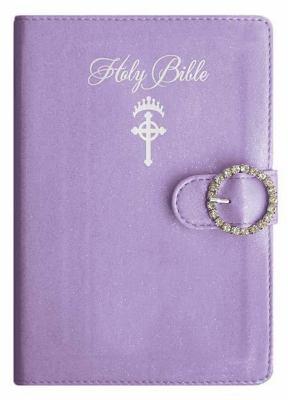 Princess Bible-NKJV-Snap Flap 9781400312856