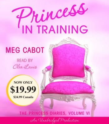 Princess in Training 9781400098750