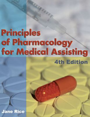 Principles of Pharmacology for Medical Assisting 9781401880170