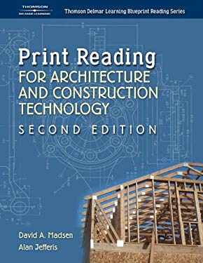Print Reading for Architecture & Construction 9781401851675