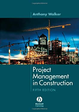 Project Management in Construction 9781405158244