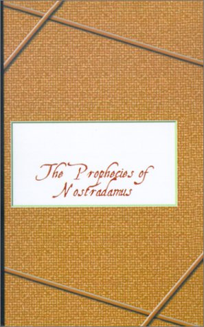 Prophecies of Nostradamus 9781401035327