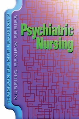 Psychiatric Nursing 9781401811785