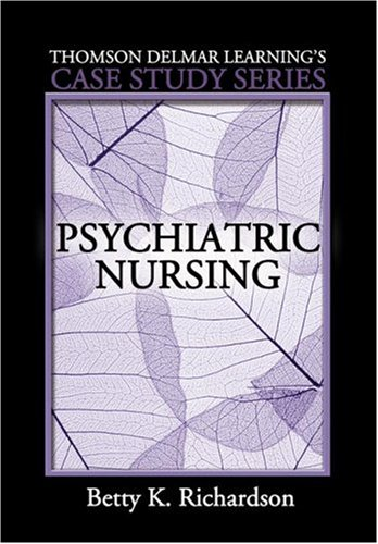 Psychiatric Nursing 9781401838478