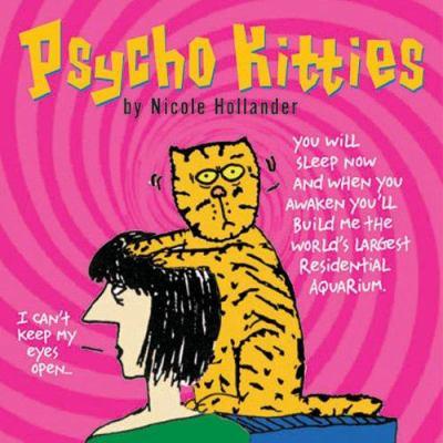Psycho Kitties 9781402207297