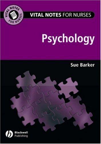 Psychology 9781405155205