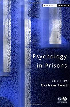 Psychology in Prisons 9781405100281