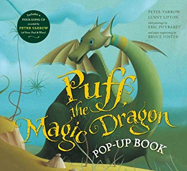 Puff, the Magic Dragon Pop-Up Book 9781402787119