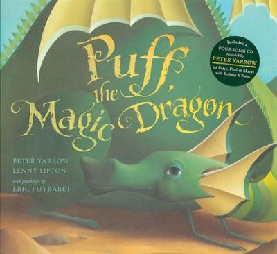 Puff, the Magic Dragon [With CD] 9781402747823