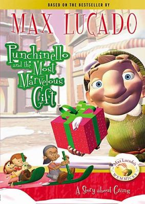 Punchinello and the Most Marvelous Gift 9781400303502