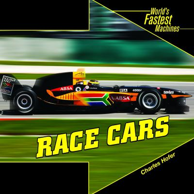 Race Cars 9781404241756