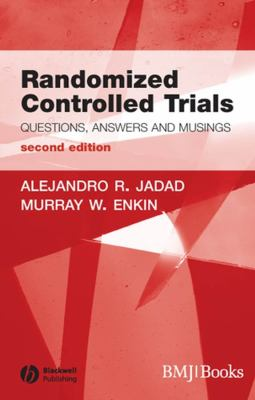 Randomised Controlled Trials: Questions, Answers, and Musings 9781405132664