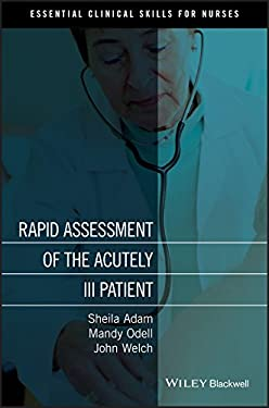 Rapid Assessment of the Acutely Ill Patient 9781405169936