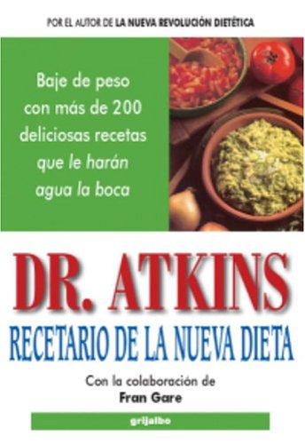 Recetario de La Nueva Dieta 9781400084814