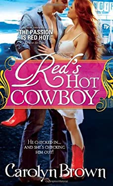 Red's Hot Cowboy 9781402253614
