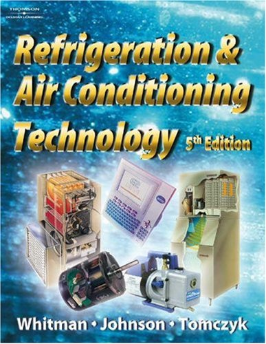 Refrigeration and Air Conditioning Technology 9781401837655