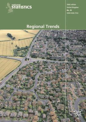 Regional Trends 9781403990716