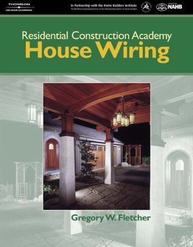 Residential Construction Academy House Wiring 9781401813710