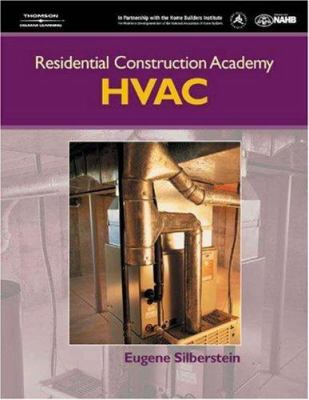 Residential Construction Academy: HVAC 9781401849016