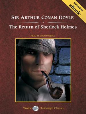 The Return of Sherlock Holmes 9781400165193