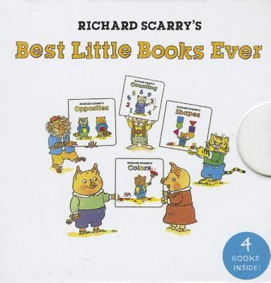 Richard Scarry's Best Little Books Ever 9781402785658