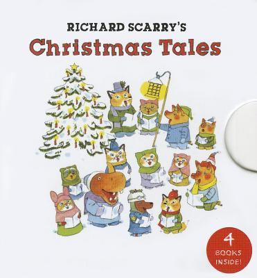 Richard Scarry's Christmas Tales 9781402785672