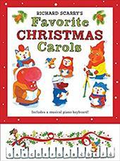 Richard Scarry's Favorite Christmas Carols [With Keyboard] 6060606