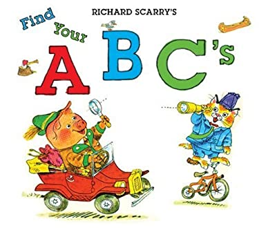 New used books online with free shipping better world for Richard scarry coloring pages