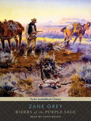 Riders of the Purple Sage 9781400159178