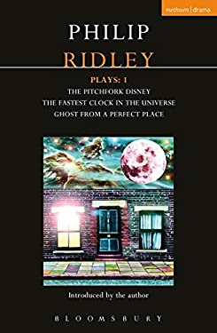 Ridley Plays 1: Pitchfork Disney; Fastest Clock in the Universe; Ghost from a Perfect Place 9781408142318