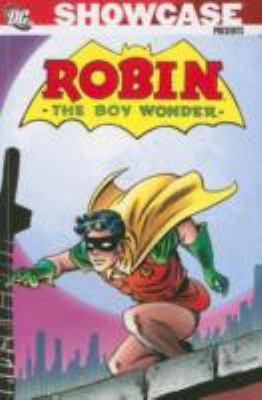 Robin the Boy Wonder: Volume 1 9781401216764