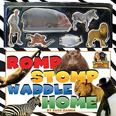 Romp, Stomp, Waddle Home! [With Magnets] 9781400312740