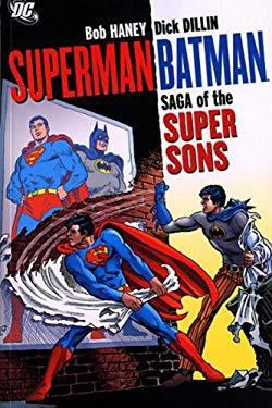 Saga of the Super Sons 9781401215026
