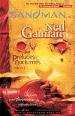 The Sandman, Volume 1: Preludes & Nocturnes 9781401225759