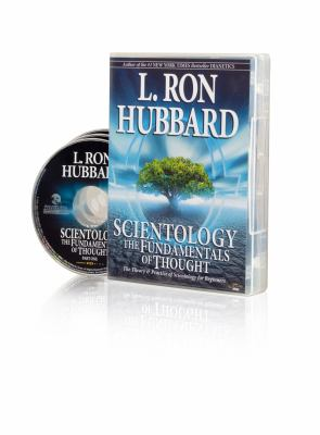 Scientology: The Fundamentals of Thought [With Paperback Book] 9781403155405