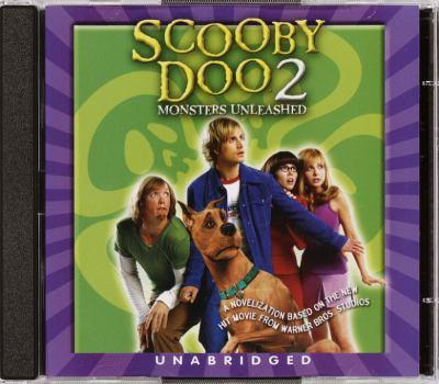 Scooby Doo Movie II: Monsters Unleashed: Junior Novelization 9781400085415