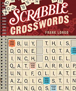Scrabble Crosswords 9781402750854