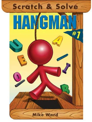 Scratch & Solve Hangman #1 9781402725791
