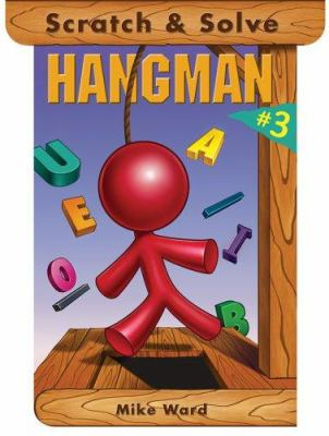Scratch & Solve Hangman #3 9781402725821